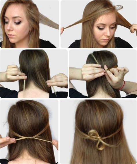 easy to fix haircuts 6 super easy hairstyles for finals week easy hairstyles