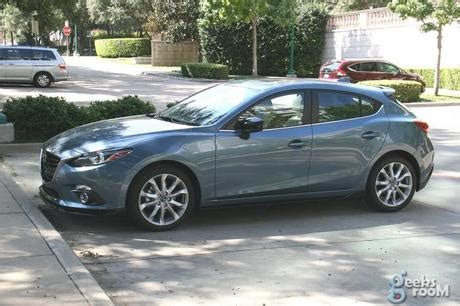 review mazda 3 s grand touring 2015 2 2 mazda3