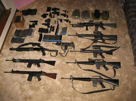 why yoown or don t own an assault rifle style of weapon