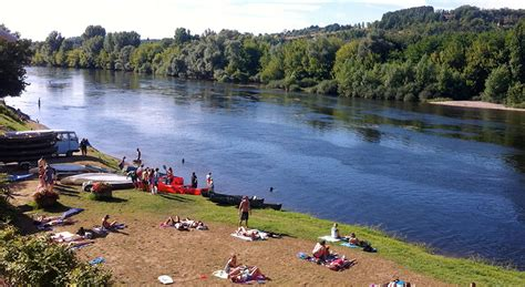 Pics Of Dining Rooms Swimming In The Dordogne At L Escale
