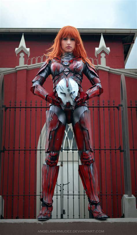 pepper potts armor cosplay