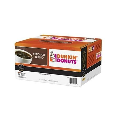 Dunkin Donuts K Cups Original Flavor   Kcups for use in Keurig Coffee Brewers 5.1oz   Gourmet