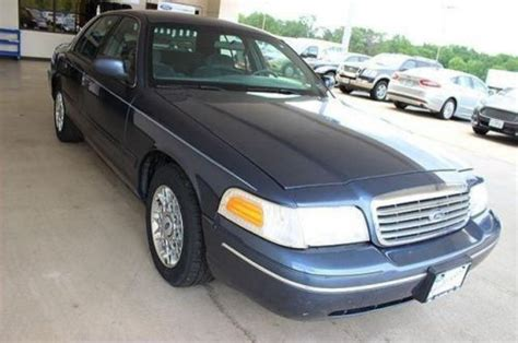 ford crown victoria 1998 used cars for sale buy used 1998 ford crown victoria lx in 308 n outer rd st james missouri united states for