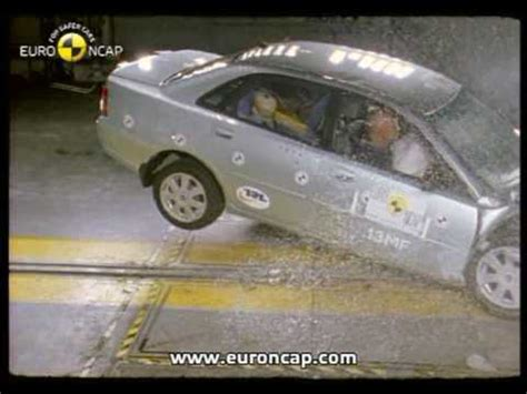 Proton Crash Test Ncap Proton Impian 2002 Crash Test
