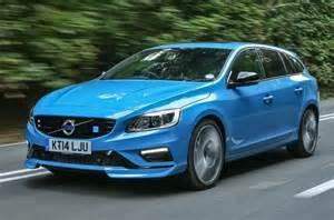 Volvo V60 Styling Volvo V60 Polestar 2014 2016 Design Styling Autocar