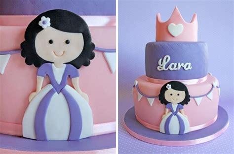 Alra Sweet princess cake lara cake design cakes sweet and princesses