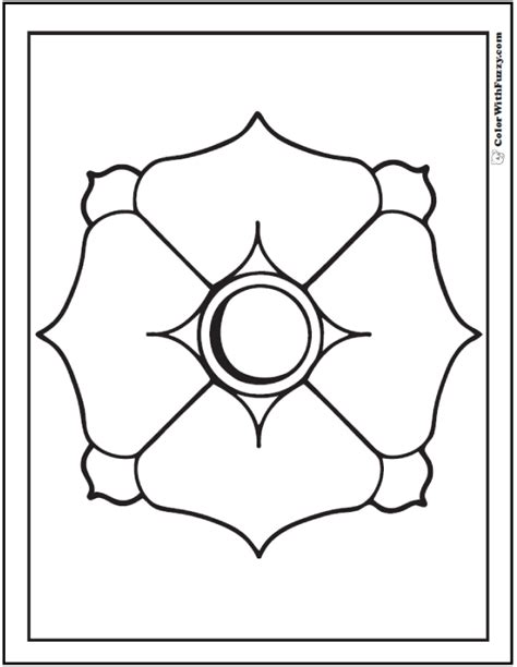coloring pages of dogwood flowers geometric art coloring pages dogwood flower