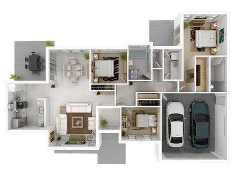 baufritz offers homes in various size 3 bedroom houses 4 17 best 3d floor plans images on pinterest floor plans