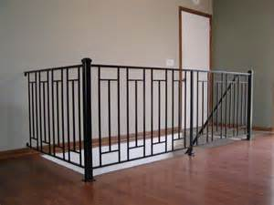 Metal Banister 1000 Ideas About Indoor Stair Railing On Pinterest