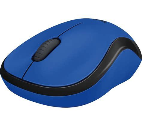 Mouse Blue logitech m220 silent wireless optical mouse blue deals