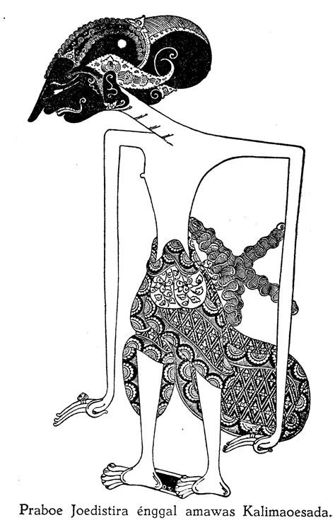 yudhistira tokoh wayang purwa
