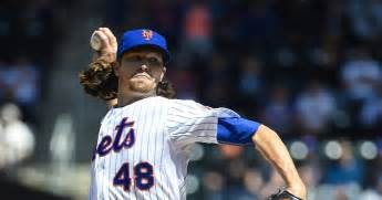 jacob degrom solid as mets shut out phillies in home