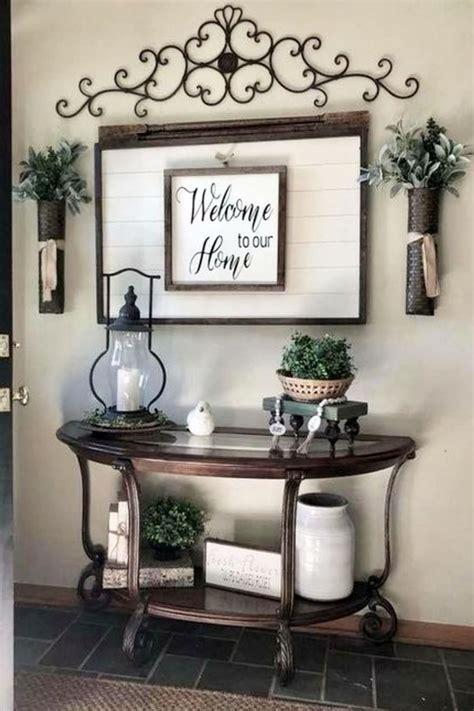 foyer accent wall ideas easy diy decorating ideas