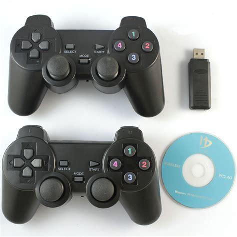 Joystick Usb Wireless multi loop signal dual motor 2 4ghz usb wireless controller gamepad joystick for pc