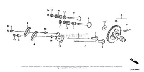 honda gx120 parts diagram honda gx 270 engine diagram honda get free image about