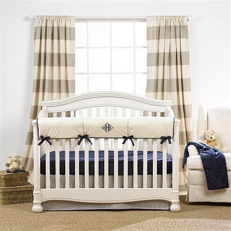 Monogrammed Crib Bedding Liz And Roo Unveils New Monogram Nursery Basics Line At The Abc Expo In Las Vegas
