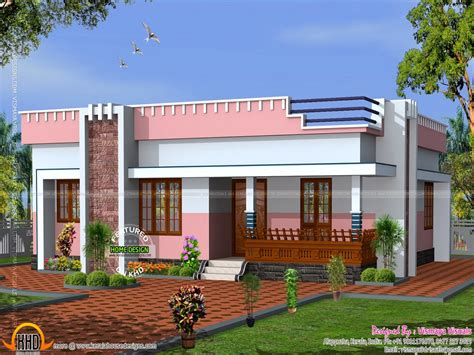 house flat design modern flat roof house plans