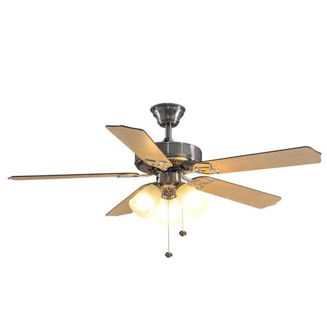 Hton Bay Ceiling Fan Reviews Sale Hton Bay Burgess 52 Inch