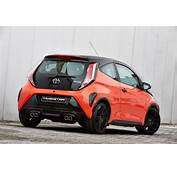 Musketier Sports Up The Toyota Aygo