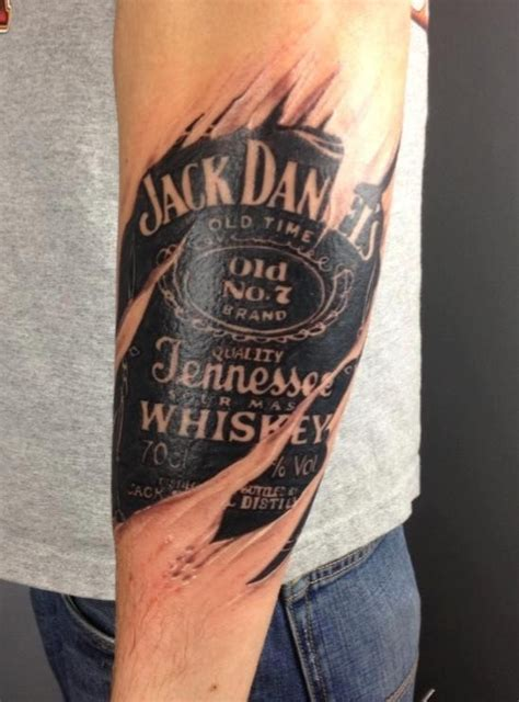 jack daniels under skin tattoo jpg 548 215 741 362037 on