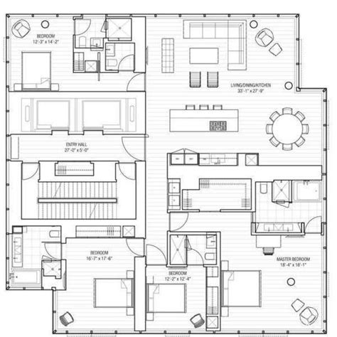 One Madison Floor Plans | one madison floor plans google search 153300 bell park