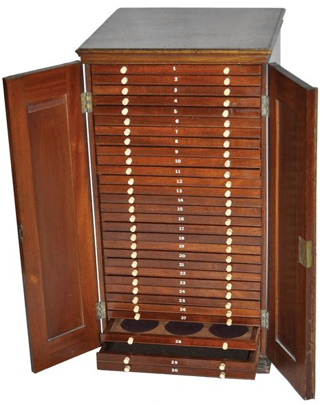 coin cabinets for sale numisbids a h baldwin sons ltd auction 81 10 may 2013