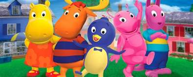 Backyardigans Voice Actors Backyardigans Www Pixshark Images Galleries With A
