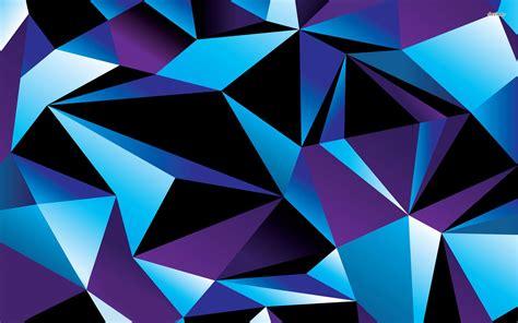 wallpaper blue diamond pattern polygon wallpaper 1920x1200 74230