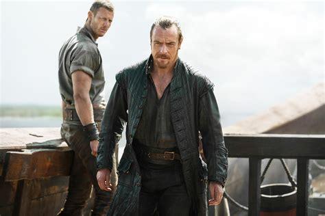 black sails ahoy black sails will return for more mayhem in season 4