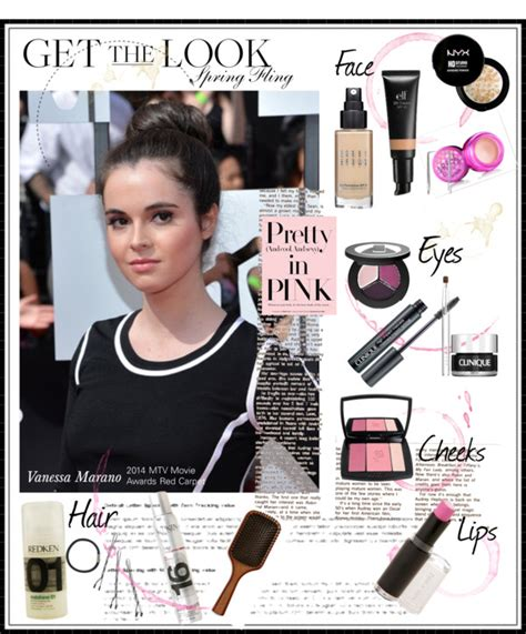 Get The Look by Get The Look Pretty In Pink Regard Magazine