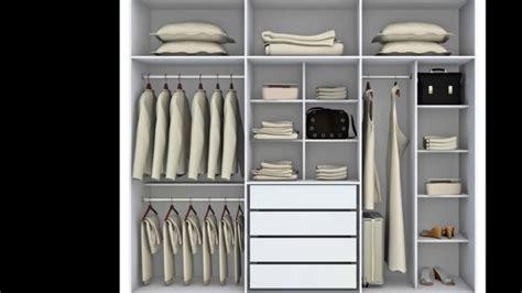 100 ideas asombrosos dise 209 os de armarios closet