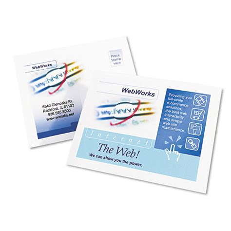 avery 8387 postcards for inkjet printers 4 1 4 x 5 1 2