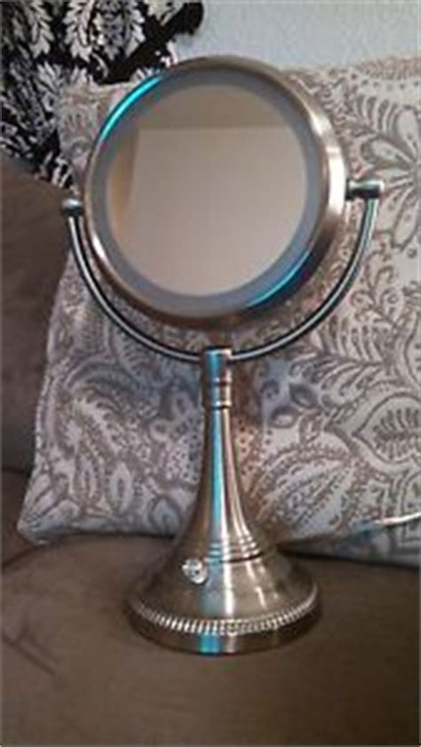 Intertek Magnifier L by Two Way Magnifying Make Up Vanity Mirror By Intertek Ebay