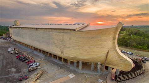 ark boat museum life size noah s ark ark encounter colorado timberframe