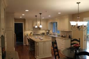 How Many Recessed Lights In A Room Size For Can Lights In Kitchen