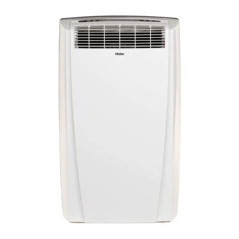 haier 10000 btu portable air conditioner haier 10 000 btu 350 sq ft cool only portable air