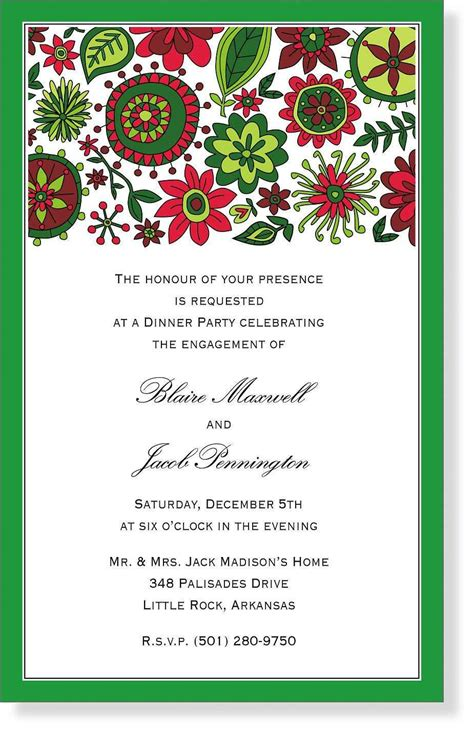 christmas party program template 2017 best template exles