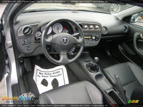 acura rsx type s interior