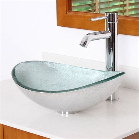 10 unique and attractive low profile bathroom sink ideas