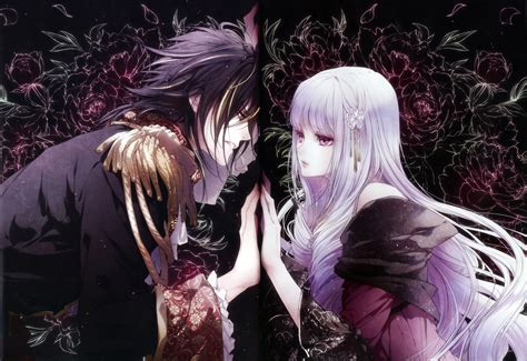 wallpaper gothic couple gothic anime picture anime pinterest backgrounds