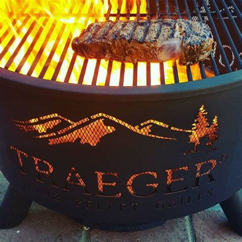 traeger outdoor pit great outdoors bbq co