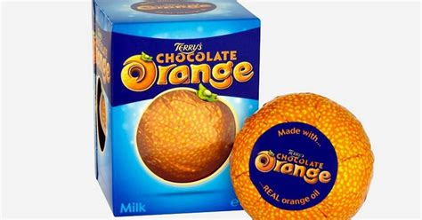 chocolate orange terry s chocolate orange shrinks by 10 per cent but