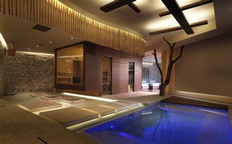 hotel spa layout resort spa design high end model