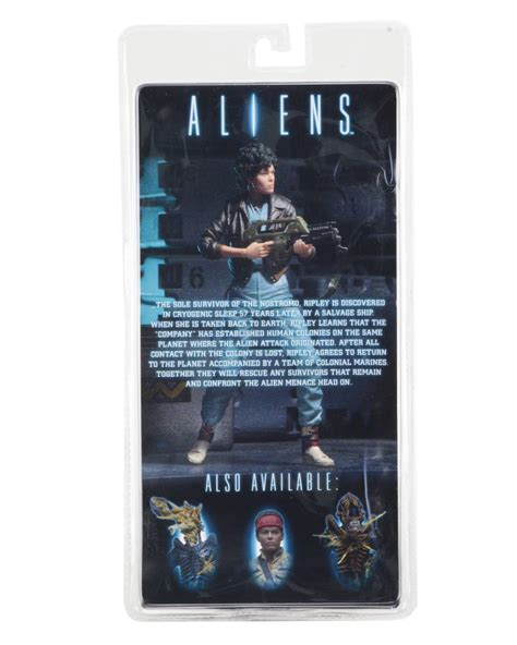 figure packaging neca aliens series 12 figures in packaging the toyark news