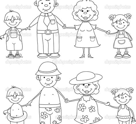 preschool coloring pages my family awesome my family coloring pages for kids printable tree
