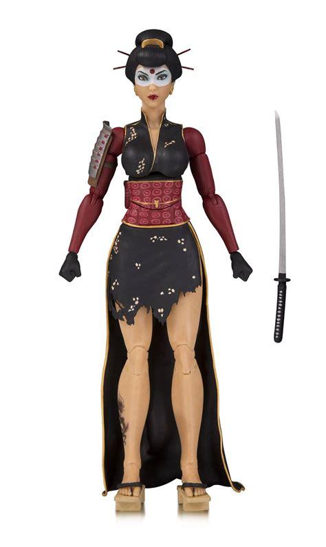 Figure Supergirl Designer Series dc designer series bombshells katana figure