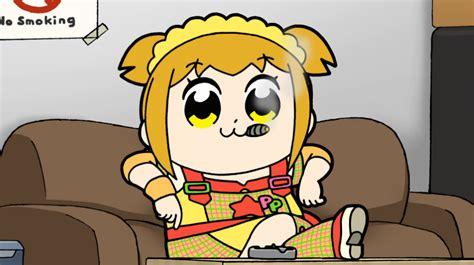 pop team epic is burning anime to the ground kotaku