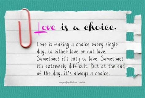 is a choice is a choice beautiful quotes