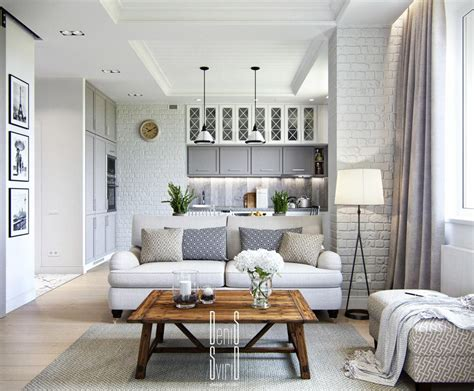 interior designs for apartments 20 white brick wall ideas to change your room look great
