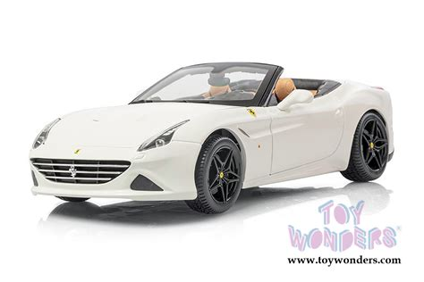 Bburago California T Open Top 118 california t open top by bburago race play 1 18 scale diecast model car